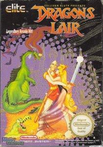 Dragon's Lair per Super Nintendo Entertainment System