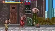 Final Fight - Gameplay