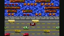 Frogger - Gameplay