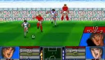 Captain Tsubasa J - Gameplay