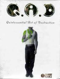 QAD: Quintessential Art of Destruction per PC MS-DOS