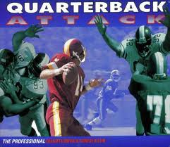 Quarterback Attack per PC MS-DOS