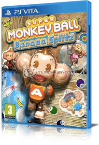Super Monkey Ball: Banana Splitz per PlayStation Vita
