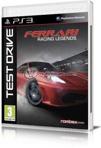Test Drive: Ferrari Racing Legends per PlayStation 3