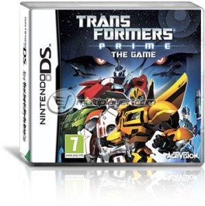 Transformers Prime per Nintendo DS