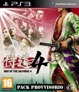Way of the Samurai 4 per PlayStation 3