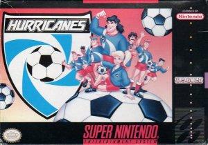 The Hurricanes per Super Nintendo Entertainment System