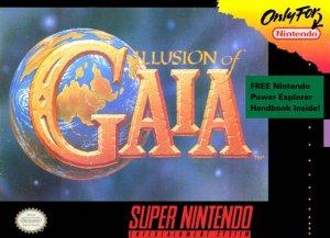 Illusion of Gaia per Super Nintendo Entertainment System