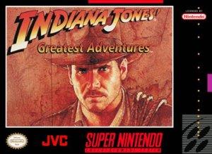 Indiana Jones' Greatest Adventures per Super Nintendo Entertainment System