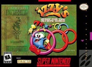 Izzy's Quest for the Olympic Rings per Super Nintendo Entertainment System