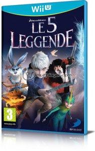 Rise of the Guardians: Le 5 Leggende - Il Videogioco per Nintendo Wii U