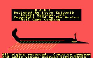 RAM! per PC MS-DOS