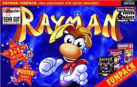Rayman Funpack per PC MS-DOS