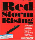 Red Storm Rising per PC MS-DOS