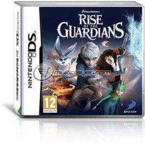 Rise of the Guardians: Le 5 Leggende - Il Videogioco per Nintendo DS