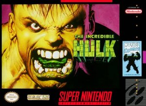 The Incredible Hulk per Super Nintendo Entertainment System