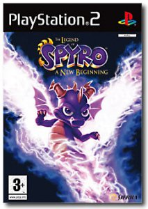 The Legend of Spyro: A New Beginning per PlayStation 2