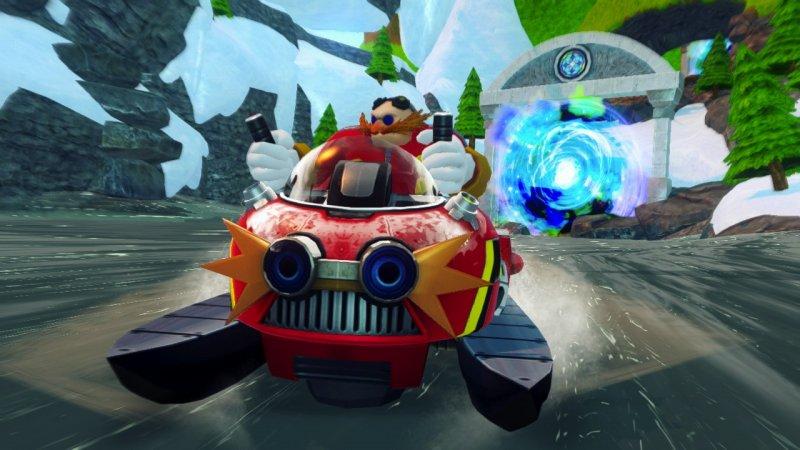 Sonic & All-Stars Racing Transformed vanterà feature esclusive su Wii U