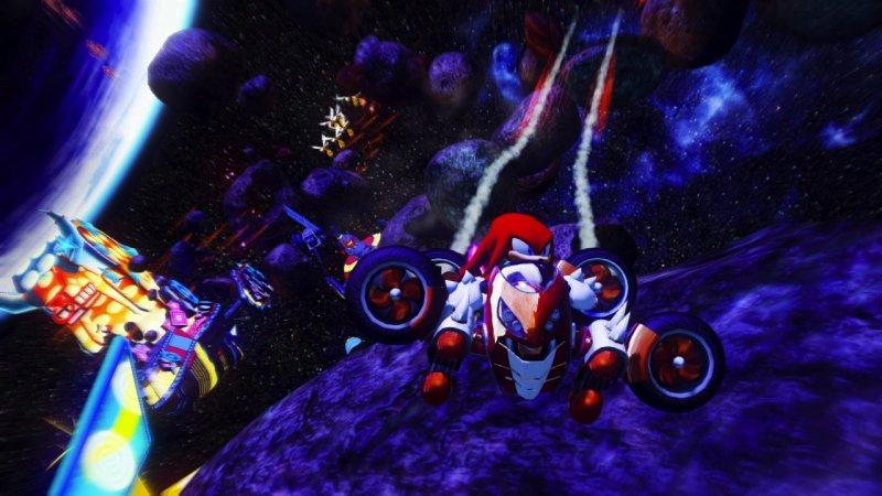 La soluzione di Sonic & All-Stars Racing Transformed