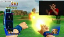 Dragon Ball Z per Kinect - Gameplay in presa diretta