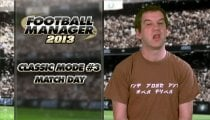 Football Manager 2013 - Video sul match day