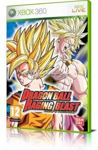 Dragon Ball: Raging Blast per Xbox 360