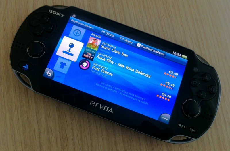 Arriva PlayStation Mobile!