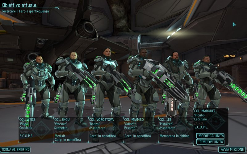 La Soluzione di XCOM: Enemy Unknown