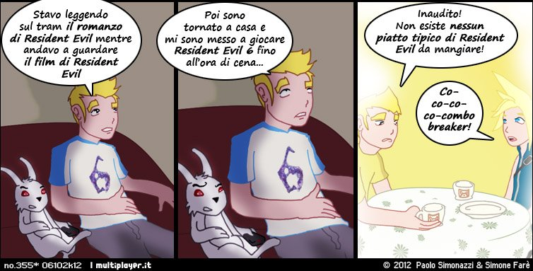 Resident Evil OVUNQUE