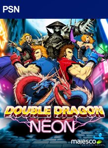 Double Dragon Neon per PlayStation 3