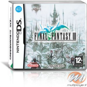 Final Fantasy III per Nintendo DS