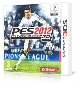 Pro Evolution Soccer 2012 (PES 2012) per Nintendo 3DS