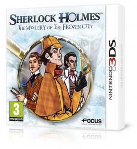 Sherlock Holmes: The Mystery of the Frozen City per Nintendo 3DS