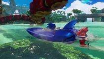 Sonic & All-Stars Racing Transformed - Trailer con Danica Patrick