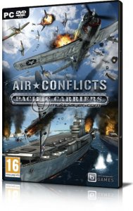 Air Conflicts: Pacific Carriers per PC Windows