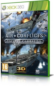 Air Conflicts: Pacific Carriers per Xbox 360