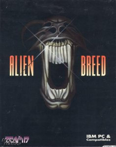 Alien Breed per PC MS-DOS
