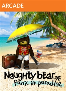 Naughty Bear - Panic in Paradise per Xbox 360