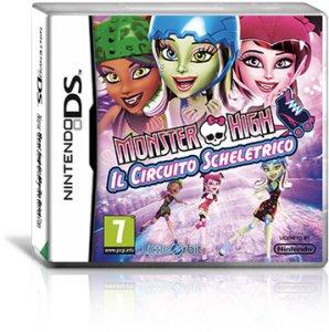 Monster High: Il Circuito Scheletrico per Nintendo DS