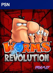 Worms Revolution per PlayStation 3