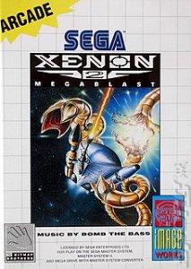 Xenon 2: Megablast per Sega Master System