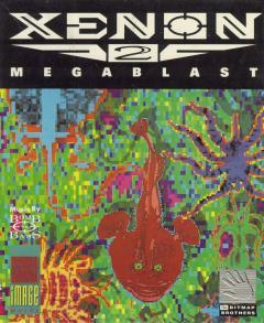 Xenon 2: Megablast per PC MS-DOS