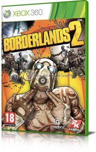 Borderlands 2: Captain Scarlett and her Pirate's Booty per Xbox 360