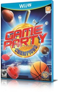Game Party Champions per Nintendo Wii U