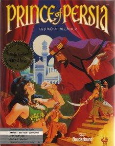 Prince of Persia per Atari ST