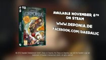 Chaos on Deponia - Teaser trailer