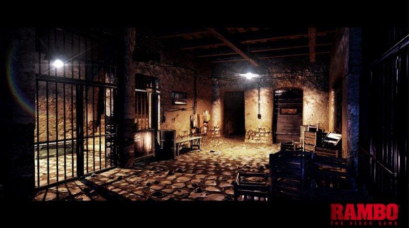Rambo: The Videogame - Spunta un nuovo screenshot