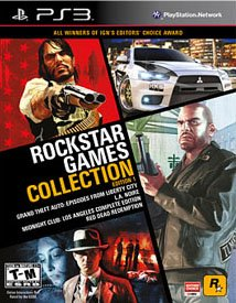 Rockstar Games Collection: Edition 1 per PlayStation 3