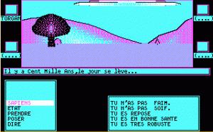 Sapiens per PC MS-DOS