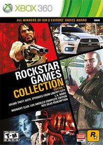 Rockstar Games Collection: Edition 1 per Xbox 360